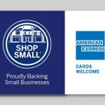 American Express Shop Small – $5 Back When You Spend $10 or More (10 June to 31 August 2020)